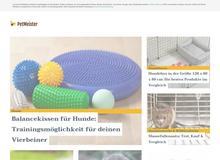 Petmeister.de – Das Portal über Haustierprodukte