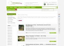 Pferdo24 Blog zum Theme Pferd und Reiter