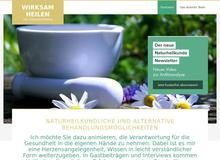 Wirksam heilen – Der Gesundheitsblog von Bärbel Puls