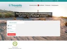 Travanto.de – Ferienwohnungen & Ferienhäuser