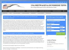 USA-Mietwagen.Tips – Reiserouten & Ratgeber