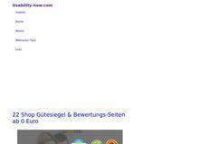 Usability & Webdesign Blog