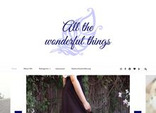 All the wonderful things