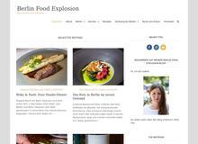 Berlin Food Explosion