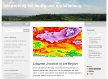 Wetterblog für die Region Berlin-Brandenburg