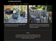 Blogbucheintrag