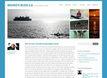 BRUNO'S BLOG 2.0 – die Geschichte einer Suche