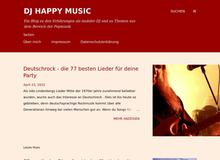 Blog von DJ Happy Music