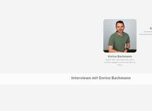 Enrico Bachmann – Webdesign & Online Marketing Blog