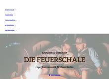 Feuerschale Deluxe – Infos zur Gartengestaltung mit einer Feuerstelle