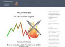 FINANZKRIEG | Investieren – Finanzen – Zukunft