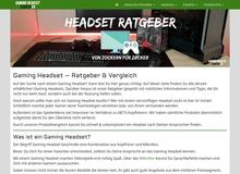 Gaming Headset Ratgeber