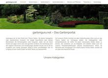 gartenguru.net – Das Gartenportal
