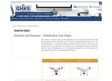 GHKS – Drohne mit Kamera