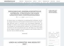 Immoprentice.de – Freiheit mit Immobilien