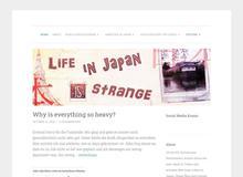 Life in Japan is Strange