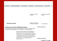 London Ausflug
