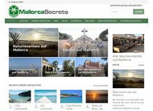 Mallorcasecrets.de – Ausflüge und mehr auf Mallorca