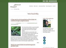 Naturzeit & Pflanzenwege
