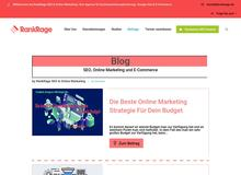 SEO, E-Commerce und Online Marketing Blog von RankRage