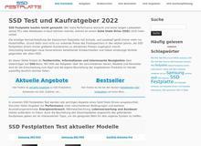 SSD Test und Kaufratgeber